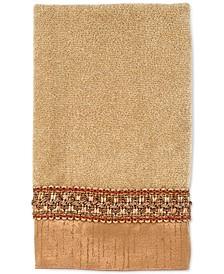 """Braided Cuff"" Fingertip Towel, 11x18"""