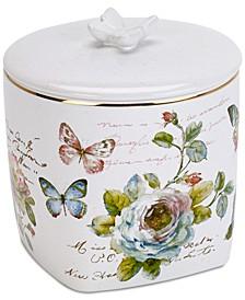 Butterfly Garden Jar