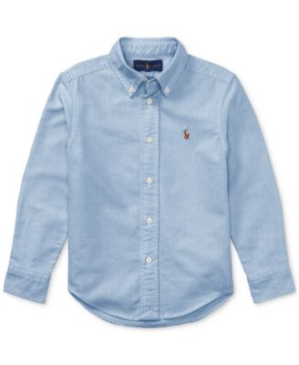 Ralph Lauren Little Boys Blake Oxford Shirt