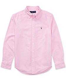 Big Boys Blake Oxford Shirt