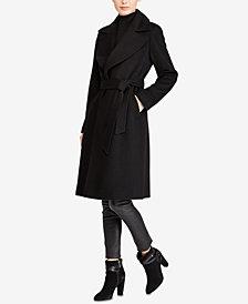 Lauren Ralph Lauren Cashmere Blend Wrap Coat