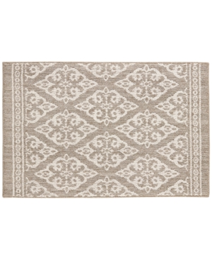Mohawk Madelyn Medallion 30 x 45 Bath Rug Bedding
