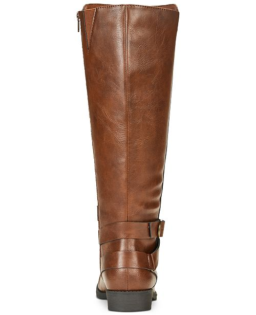 c4de326bc67 ... Style   Co Madixe Riding Boots