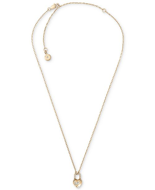 mu pendant gold evan p diamond prod sydney lock necklace