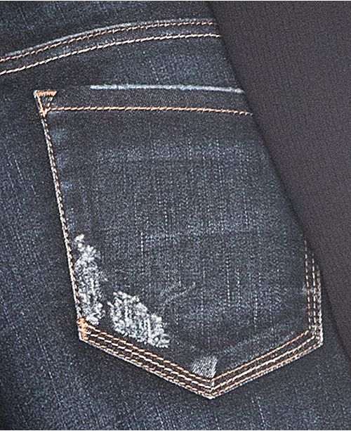 5ef2f472fca Silver Jeans Co. Trendy Plus Size Elyse Slim Bootcut Jeans   Reviews ...