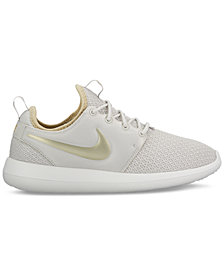 Nike Women's Roshe Two Casual Sneakers from Finish Line