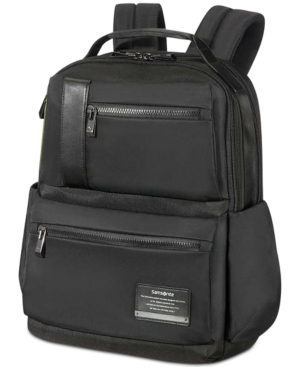 "Samsonite Open Road 14.1"" Laptop Backpack In Jet Black"