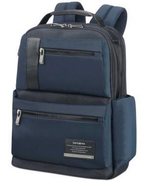 """Samsonite Open Road 14.1"""" Laptop Backpack In Space Blue"""