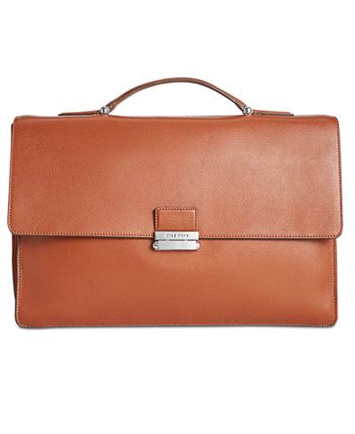 Cole Haan Men's Washington Leather Grand Briefcase