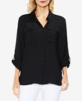 dd02d932c3854 Vince Camuto Womens Tops - Macy s
