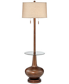 Pacific Coast Zarah Tray Floor Lamp