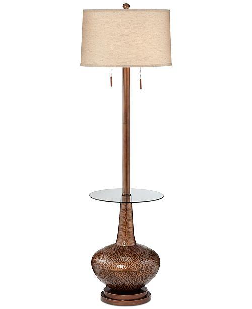 Pacific Coast Zarah Tray Floor Lamp