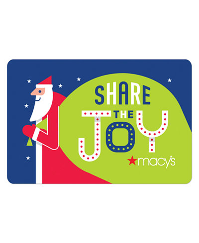 Share the Joy E-Gift Card