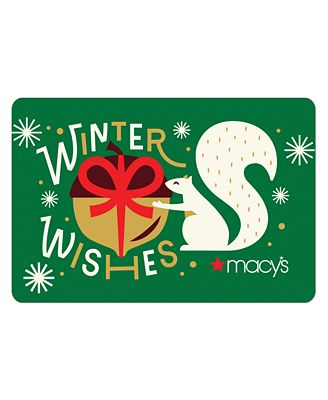 Winter Wishes E-gift Card