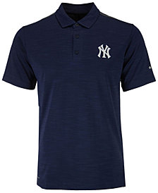 Columbia Men's New York Yankees Omni-Wick Alignment Polo