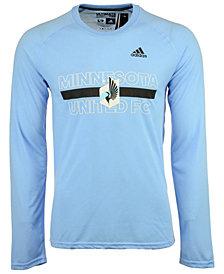 adidas Men's Minnesota United FC 1949 Long Sleeve T-Shirt