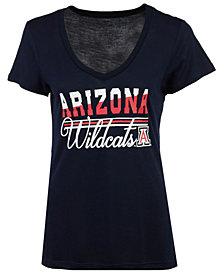 Colosseum Women's Arizona Wildcats PowerPlay T-Shirt