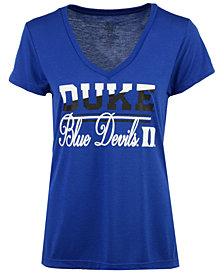 Colosseum Women's Duke Blue Devils PowerPlay T-Shirt
