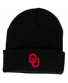 Top of the World Oklahoma Sooners Campus Cuff Knit Hat