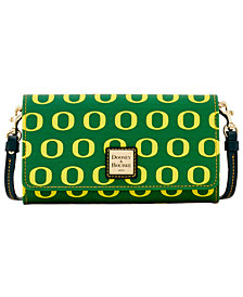 Dooney & Bourke Oregon Ducks Daphne Crossbody Wallet