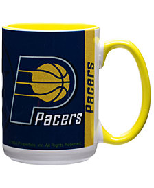Indiana Pacers 15oz Super Fan Inner Color Mug