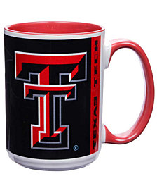 Texas Tech Red Raiders 15oz Super Fan Inner Color Mug