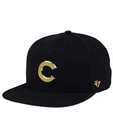 '47 Brand Chicago Cubs Chromega CAPTAIN Cap