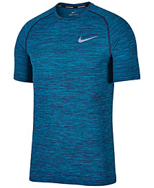 Nike Men's Dri-FIT Seamless Running T-Shirt