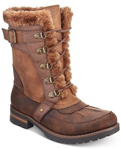 2fdcd494f6e Rock & Candy Danlea Cold-Weather Boots & Reviews - Macy's