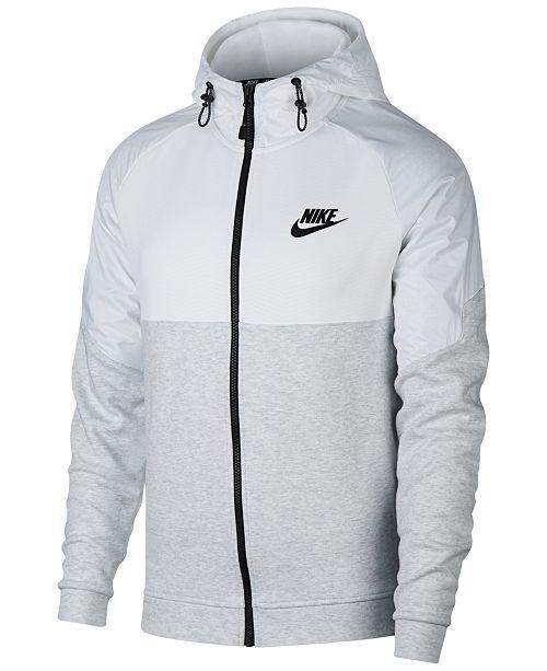 fb953cb50011 Nike Men s Sportswear Advance 15 Hoodie   Reviews - Hoodies ...