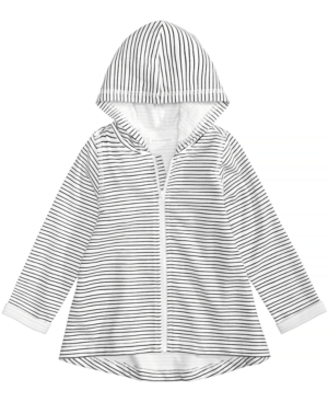 First Impressions Striped ZipUp Hoodie Baby Girls (024 months) Created for Macys