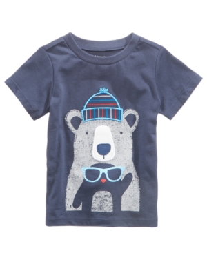 First Impressions GraphicPrint TShirt Baby Boys (024 months) Created for Macys