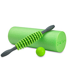 Gaiam Rolling Relief Kit