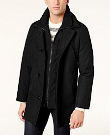 Kenneth Cole New York Men's Radford 2-in-1 Raincoat