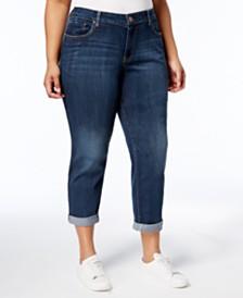 98cd92a0313 Jessica Simpson Trendy Plus Size Mika Best Friend Skinny Jeans