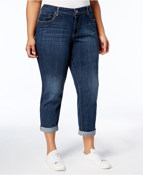 9f78a3b1bf5b8b ... Jessica Simpson Trendy Plus Size Mika Best Friend Skinny Jeans ...