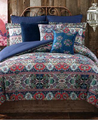 CLOSEOUT! Mirielle Full/Queen 3-Pc. Comforter Set