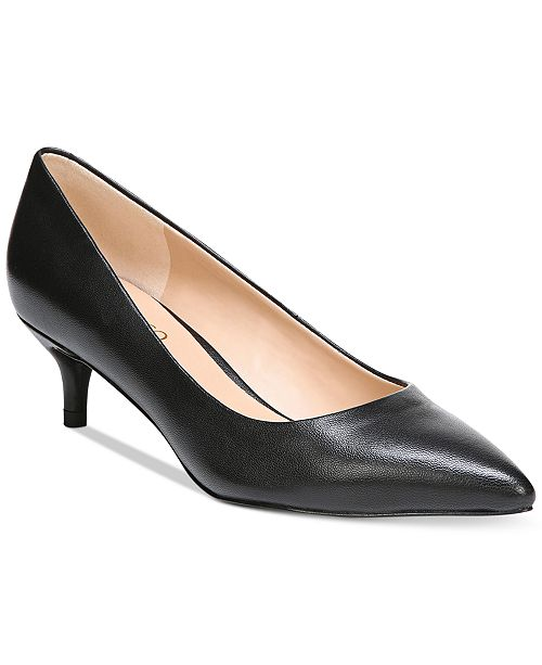 Franco Sarto Delacort Pointed-Toe Pumps Women's Shoes e5CCUm4u