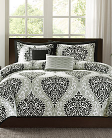 Intelligent Design Senna 4-Pc. Reversible Twin/Twin XL Comforter Set