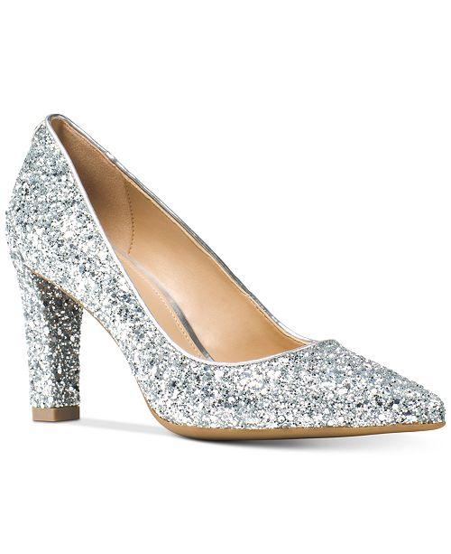 e38df6514cbd Michael Kors Abbi Flex Pumps   Reviews - Pumps - Shoes - Macy s