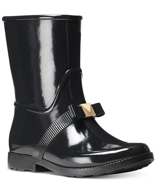 MICHAEL Michael Kors Caroline Rain Bootie 74Fqcm7nnh