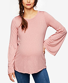 A Pea In The Pod Maternity Jersey Top