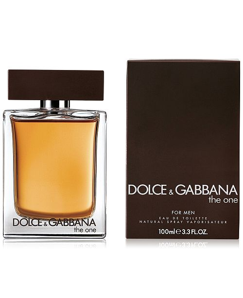 ab021ade91bd3 Dolce   Gabbana DOLCE GABBANA Men s The One Eau de Toilette Spray ...