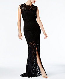 Rachel Zoe Estelle Open-Back Lace Dress