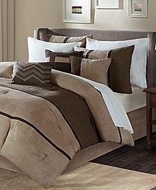Palisades 7-Pc. California King Comforter Set
