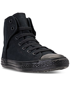 Converse Boys' Chuck Taylor All Star Easy Slip High Top Casual Sneakers from Finish Line
