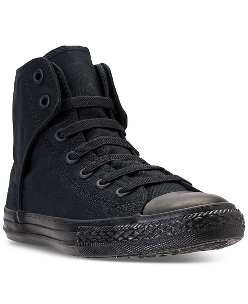 37fa8486ec97 ... Converse Boys  Chuck Taylor All Star Easy Slip High Top Casual Sneakers  from Finish ...