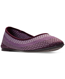 Skechers Women's Cleo - Hot Dot Casual Ballet Flats from Finish Line
