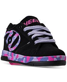 Heelys Little Girls' Propel 2.0 Casual Skate Sneakers from Finish Line
