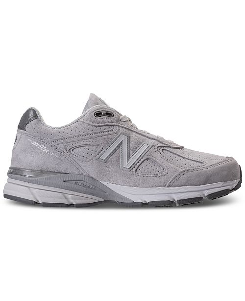 New Balance Women s 990 V4 Running Sneakers from Finish Line ... bf85fae127b1
